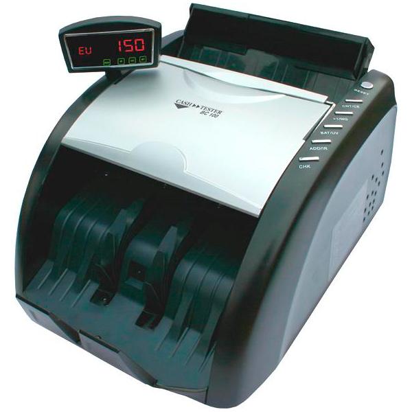 BC-100. Der Banknotenstüzähler der Ecoin 2000 GmbH aus Hamburg