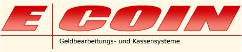 Ecoin 2000 GmbH - Geldbearbeitungs- und Kassensysteme aus Hamburg Firmenlogo