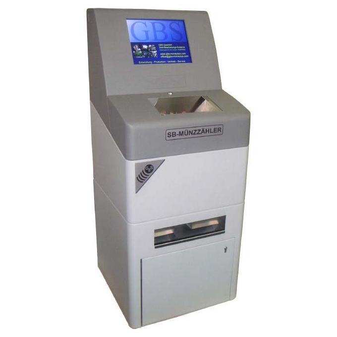 GBS 9404 SB. Das bedienerfreundliche Einzahlungssystem der Ecoin 2000 GmbH aus Hamburg!