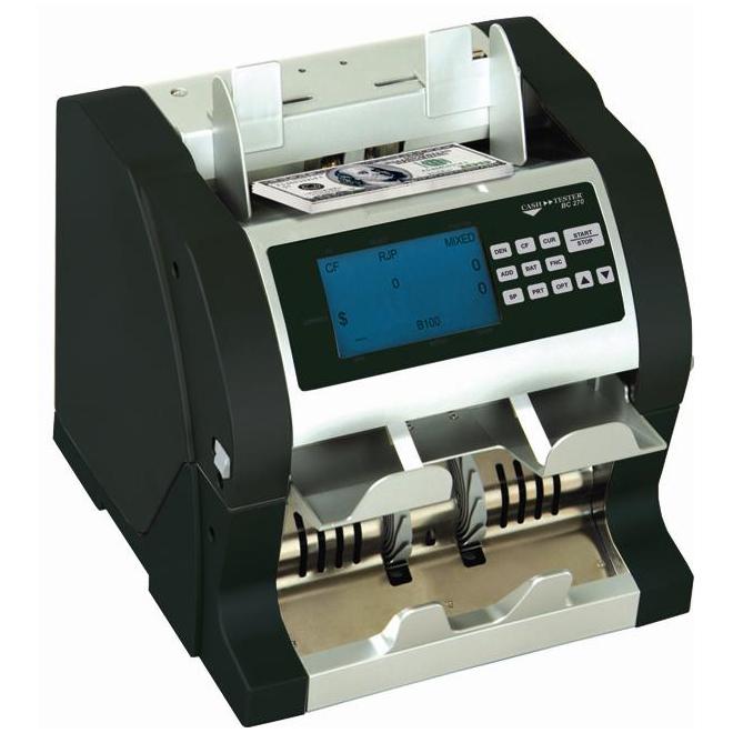 GBS P-624. Der zuverlässige Wert- und St&uumlckzahlermittler der Ecoin 2000 GmbH aus Hamburg