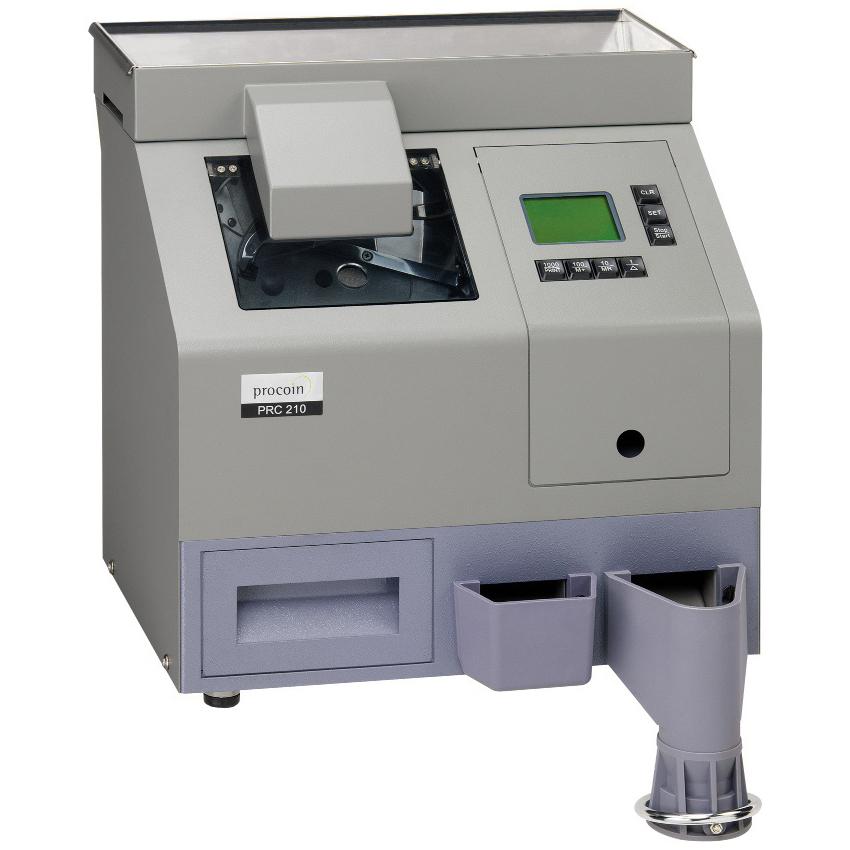 PRC-210. Der Mix Counter der Ecoin 200 GmbH aus Hamburg